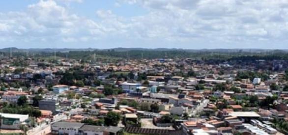 Cidade de Camaçari-BA (Foto: Reprodução)