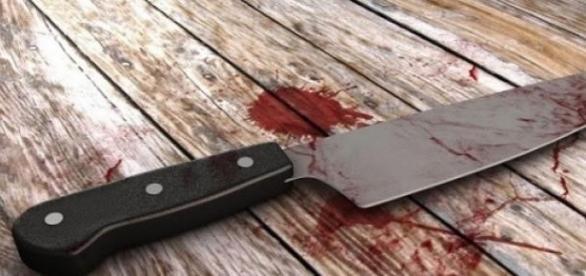 Crimă  infăptuită de o femeie bolnavă psihic