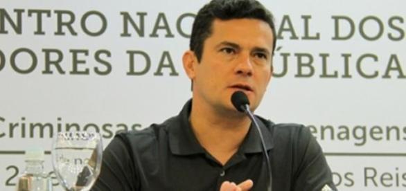 Juiz Sérgio Moro, que atua na Operação Lava Jato