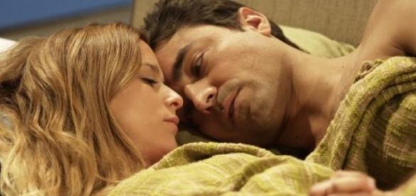 Mar Salgado: Leonor e André não resistem à paixão