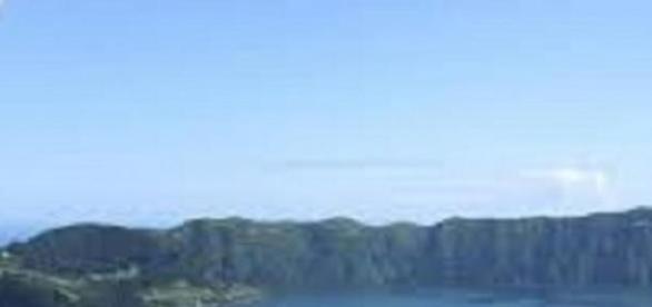 paisagens dos acores e turismo