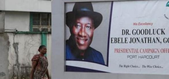 Wybory prezydenckie w Nigerii.