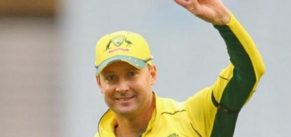Clarke signed off from ODIs to lead Aussies to win
