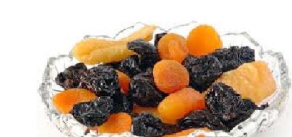 Fructele uscate și proprietățile lor terapeutice