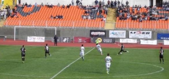 Kizito fez o golo que deu a vitória ao Sp. Covilhã