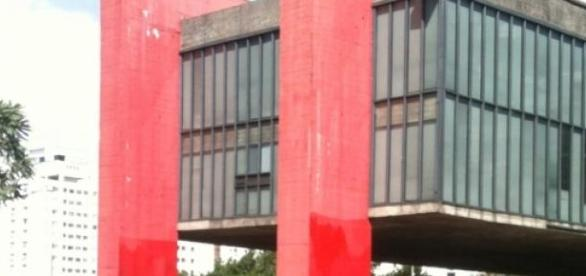 Masp, marco arquitetônico na avenida Paulista