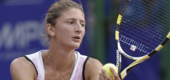 Radwanska a eliminat-o peBegu