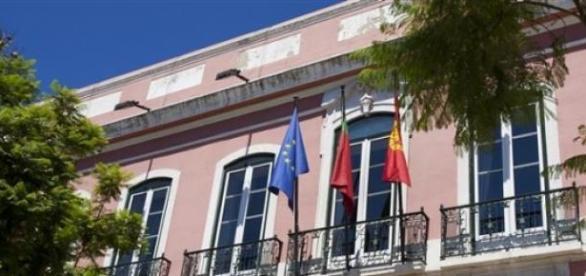 Sede nacional do Partido Socialista, em Lisboa.