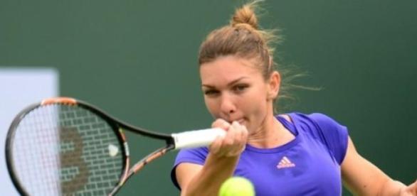Simona Halep vrea trofeul de la Miami