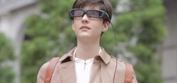 SmartEyeglass, las gafas inteligentes de Sony