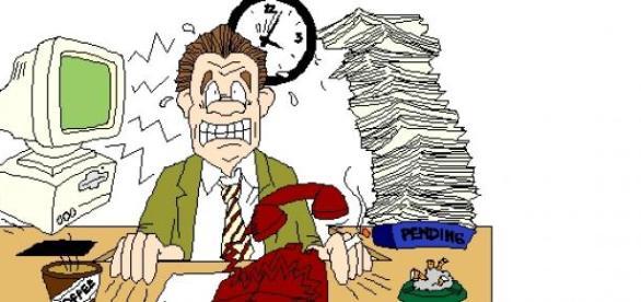 Stresul afecteaza sanatatea mentala si fizica