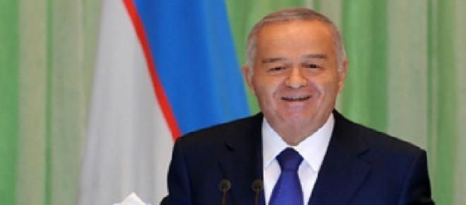 Fotos referentes a Eleição para presidente do Uzbequistão.