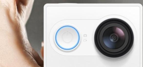 Así es la cámara Yi Action de Xiaomi