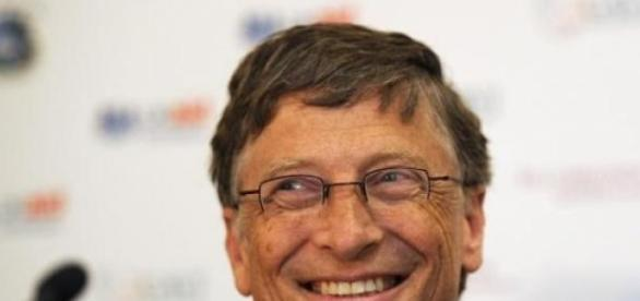 Bill Gates, cel mai bogat om din lume
