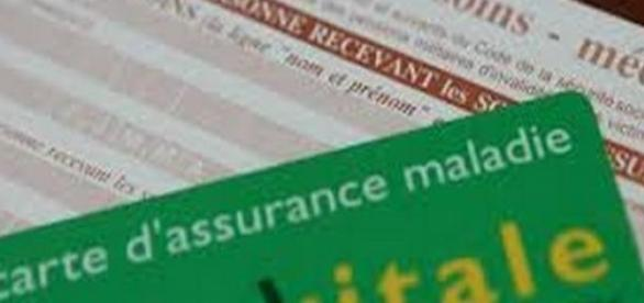 Documents pour l'assurance maladie