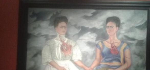 Frida Kahlo una obra maestra
