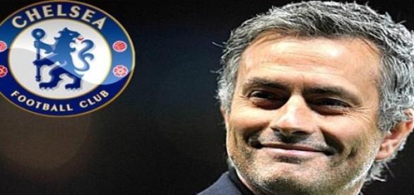 imagen de un Jose Mourinho campeón