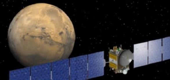 La sonda espacial Dawn llega a Ceres este viernes.
