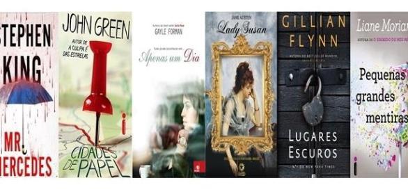 Livros serão adaptados para o cinema e TV