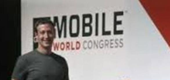 Marc Zuckerberg en Barcelona