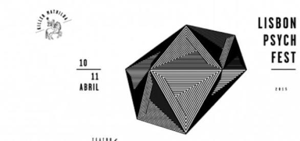 O Lisbon Psych Fest '15 ocorre em Abril.