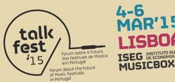 O Talkfest 2015 ocorre no ISEG e na MusicBox