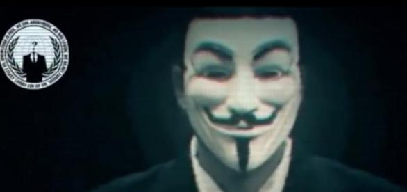 Anonymous set a date for the demise of Israel.