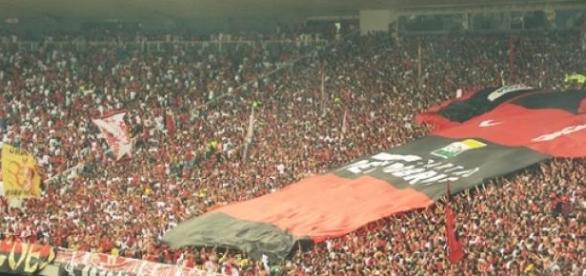 Flamengo com um pé nas semi-finais