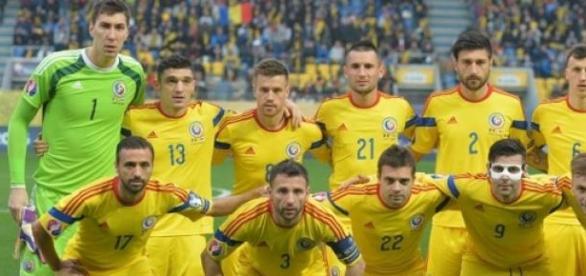 Romania invinge greu Feroe
