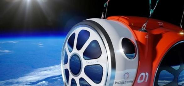 Será el inicio del tan esperado turismo espacial