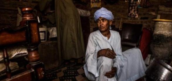 Sisa Abu Dauh lleva 40 años trabajando