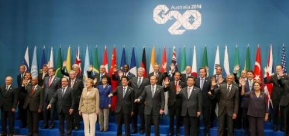 Summit-ul G20 din Australia, in noiembrie 2014
