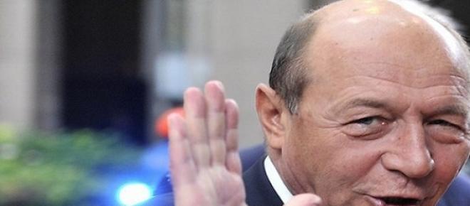 Traian Basescu, un cetatean cu probleme