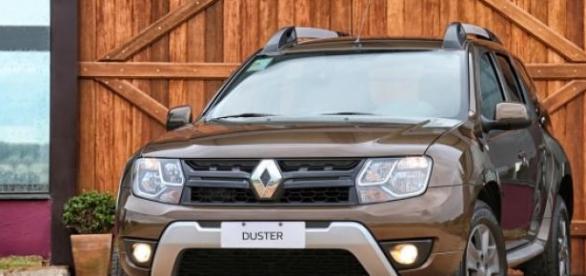 A Renault aposta no estilo do Duster 2016