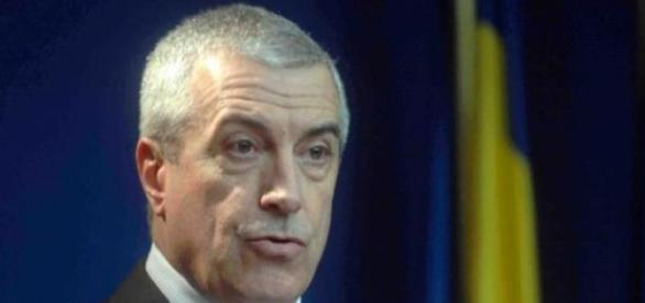Calin Popescu Tariceanu-apara Senatul