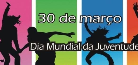 Dia 30 de março é o Dia Mundial da Juventude