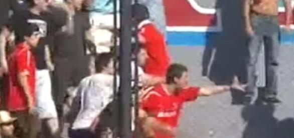 La violencia en el fútbol no disminuye