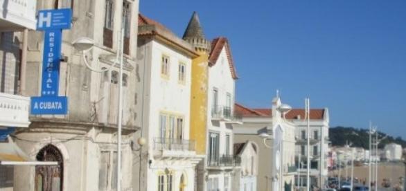Nazaré hoje vive principalmente do turismo