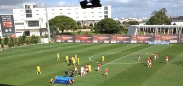 O Benfica é uma das equipas apuradas