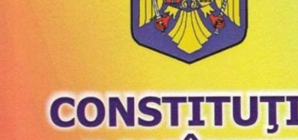 Regulamentul Senatului și Constituția