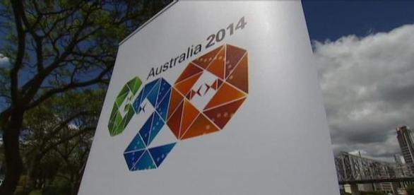 Reunião de cúpula do G20 na Austrália.