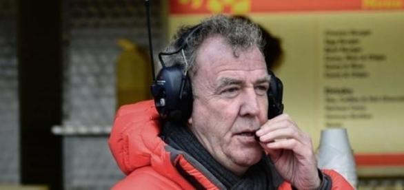 'Sacked' Top Gear host Jeremy Clarkson