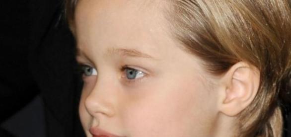 Shiloh tem hoje oito anos e o desejo de ser rapaz