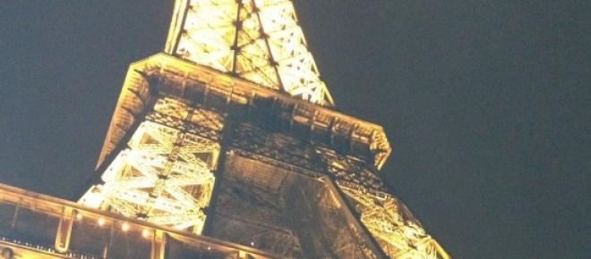 Eiffelturm feiert 126. Geburtstag  ©Saskia Pacher