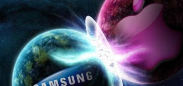 Apple versus Samsung, lupta continua!