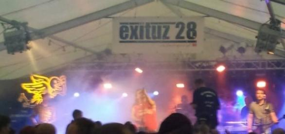 Böhse Onkelz-Coverband Exoduz 28.