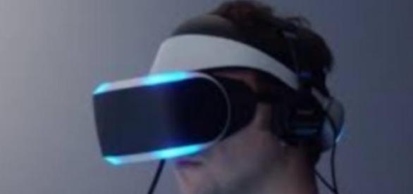 Las gafas de realidad virtual Project Morpheus.