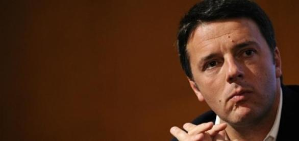 Prim-ministrul Italiei, Matteo Renzi
