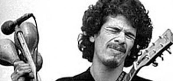 Santana em Woodstock (1969)