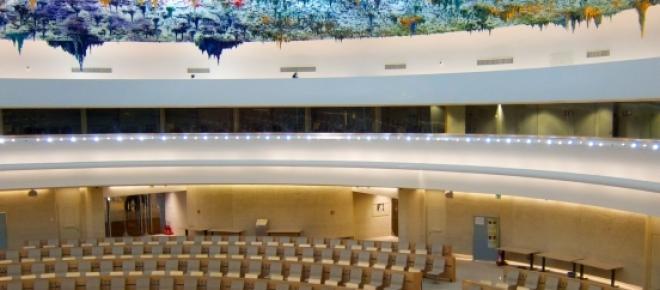 Discurso decorreu no Conselho dos Direitos Humanos